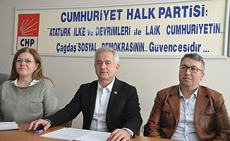 """Güneşhan; """"CHP kişisel hak ve özgürlüklerin teminatıdır"""""""