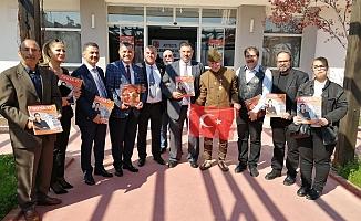 Antalya'da Çanakkale sesleri