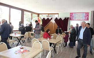 Umurbey Kadınlar Kahvesi hizmete girdi