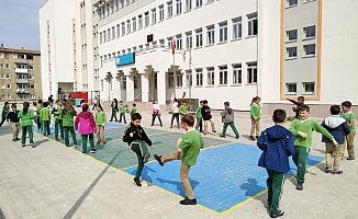 İlkokullar taekwondo ile tanışıyor