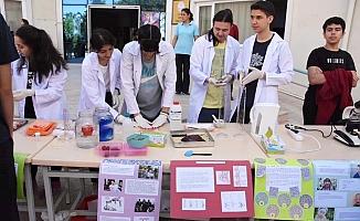 Kolejde Bilim ve Kültür Şenliği