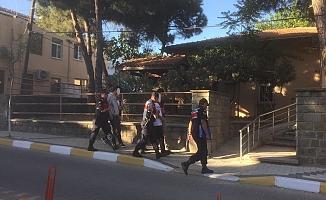 Üç şahıs tutuklandı (Video)