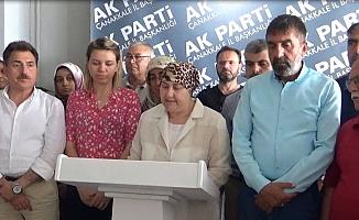 AK Parti'den Mursi Açıklaması (Video)
