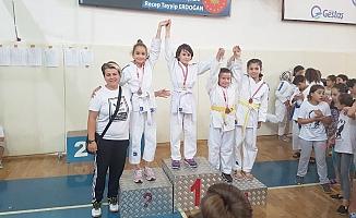 Judo Turnuvası tamamlandı