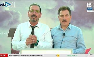 Sadece Çanakkale Web Tv'ye konuştular