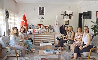 Kadın Girişimciler 'den ziyaret