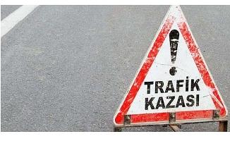 Kamyonet motosiklete çarptı: 1 ölü