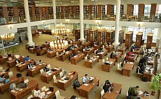 Üniversite kütüphanesinin büyük başarısı