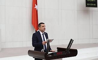 Ceylan, esnaf sorunlarını Meclise taşıdı (VİDEO)