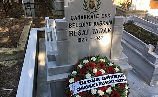 Reşat Tabak anıldı (VİDEO)