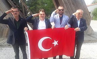 TROİA'dan Suriye'ye selam olsun