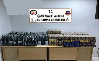 Bandrolsüz alkollü içki satışına para cezası