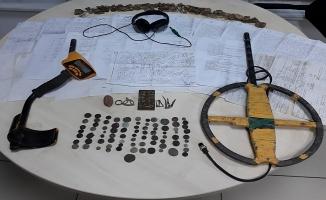 Biga'da tarihi eser operasyonu