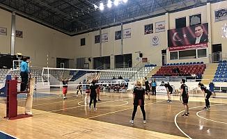 ÇTSO, Kurumlararası Troya Voleybol Turnuvası başladı
