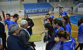 ÇTSO Voleybol Turnuvası tam gaz devam ediyor