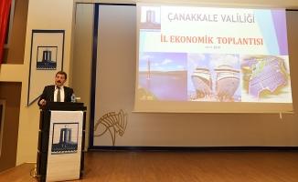 İl Ekonomik Toplantısı gerçekleştirildi