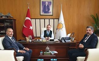 """Turan; """"Çanakkale'mizin geleceği, ilçelerimizin talepleri siyasetin ve şahsi hesapların üzerindedir"""""""