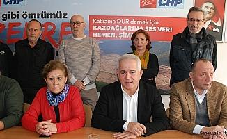 CHP Merkez İlçe Kongresi 2 Şubat'ta