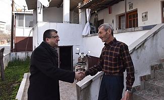 Başkan Öz, haftaya Fatih mahallesinde başladı