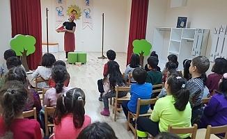 Çocuk Kültür Evi'nde, Yaratıcı Drama Buluşması
