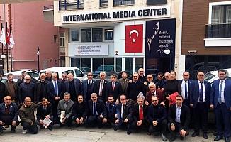 İşte yeni seçilen KGK Yerel Medya Meclisi üyeleri