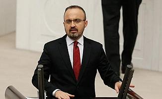 """Turan; """"Esed'in Belediye Başkanı gibi konuşuyor"""""""