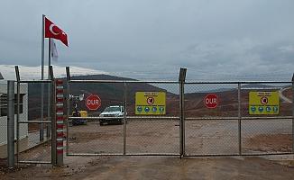 Maden sahasında provokasyon