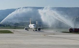 Çanakkale–Gaziantep uçak seferleri başladı