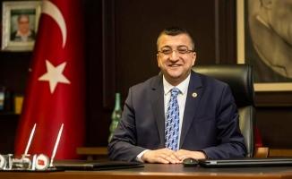 Başkan Öz'den 30 Ağustos Zafer Bayramı mesajı
