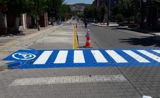 Çan Belediyesi'nden trafik sıkışıklığını rahatlatacak uygulama