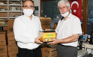 """Turan; """"Türkiye'de ilk defa arıcılık projesini şehrimizde uyguladık"""""""