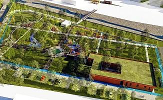 Turan'dan millet bahçesi müjdesi