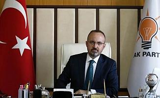 """Bülent Turan: """"Devletimiz insanı önceleyen bir anlayışla hareket ediyor"""""""