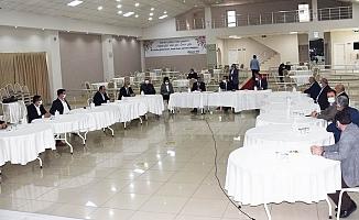 Çan organize sanayi bölgesi koordinasyon kurulu toplantısı gerçekleştirildi