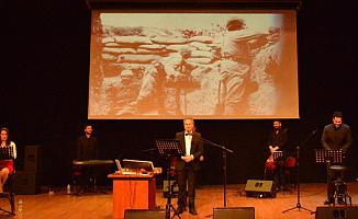 18 Mart özel konseri gerçekleşti