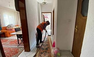 Çan Belediyesi 'Temiz Evler' uygulaması ile vatandaşlara derman oluyor