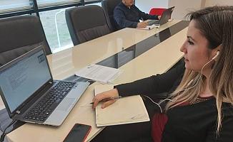 ÇTSO personeline veri analizi eğitimi