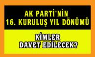 Ak Parti'nin 16. kuruluş YILI