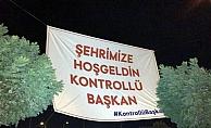 'Adalet Kurultayı'na pankartlı tepki