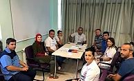 Ağız ve Diş Sağlığı Merkezi'nde eğitim