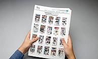 Artık 1200 gazetenin ilk sayfaları www.bik.gov.tr'de