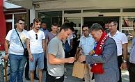 Bosna Hersekli öğrenciler Ayvacık'ta