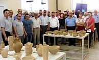İŞKUR'dan mahkumlara seramik kursu