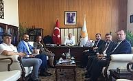 Karadağ Ankara'da