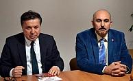 """Karakaş'tan Babacanoğlu'na tepki ; """"Şehitlerimizin üzerinden siyaset yapmaktan vazgeç"""""""