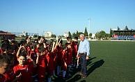 Lapseki spor yaz okulu sona erdi