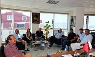 Rotary Kulübü'nden Başkan Mutan'a ziyaret