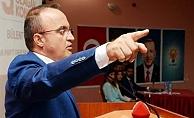 """Turan'dan muhalefete eleştiri """"Bu CHP, o CHP değil"""""""
