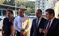 Vali Tavlı Kıbrıslı öğrencilerle bir araya geldi