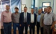 AK Parti Merkez İlçede temayül heyecanı